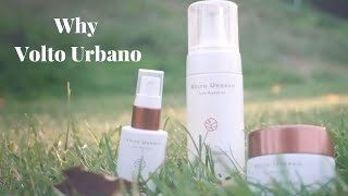 Why Volto Urbano | Climate Defense Skincare