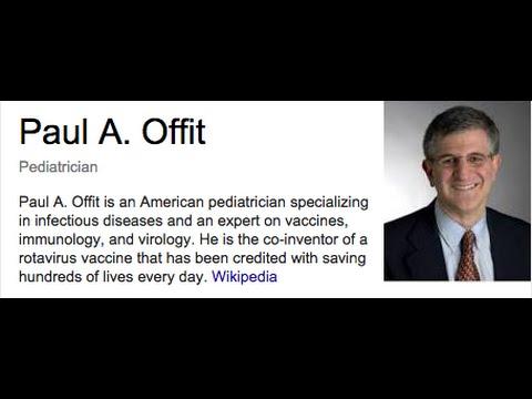 Episode 20 – Dr. Paul Offit – Vaccines