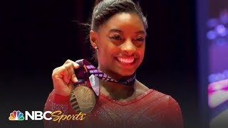 Simone Biles to Tara Lipinski: I blow my own mind