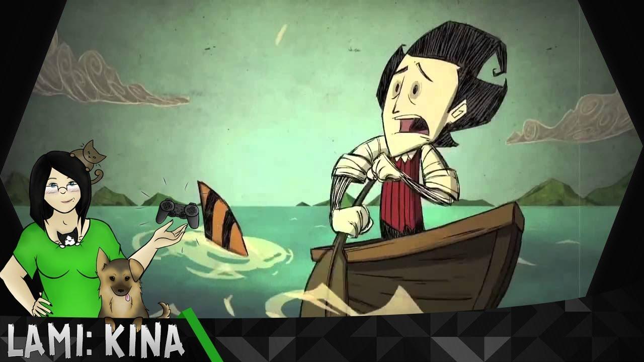 Tym razem na pewno dam rade – Don't Starve: Shipwrecked #1