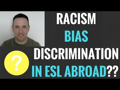 Discrimination, Racism, Bias in ESL Teacher Job Hiring?
