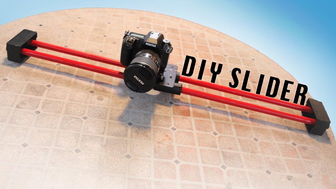 Camera Camera Slider Dslr 10 diy camera slider youtube