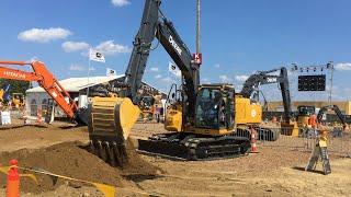 Video still for John Deere 245G - ICUEE 2019