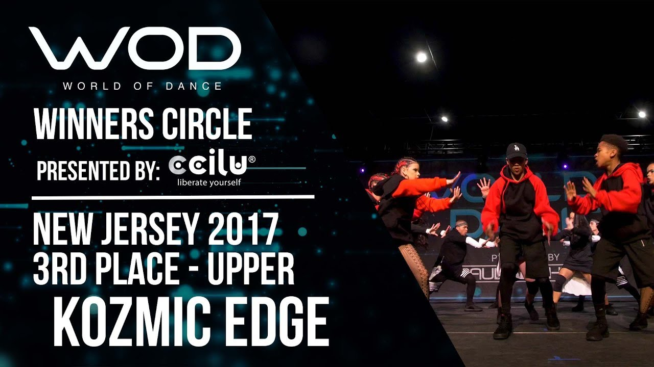 Download KOZMIC EDGE   3rd Place Upper   World of Dance New Jersey 2017   Winners Circle   #WODNJ17