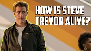 How Is Steve Trevor Alive in Wonder Woman 2? Theories and Predictions