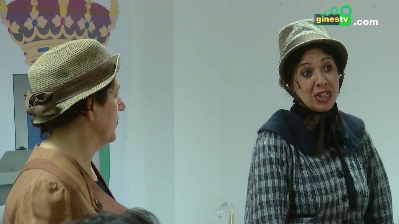 Los actos de la Semana de la Mujer comienzan en Gines con un llamativo 'Desayuno con Virginia Woolf'