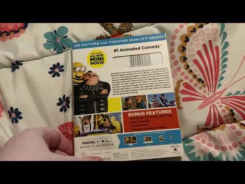 Download Despicable Me 3 (2017) Blu-ray Overview