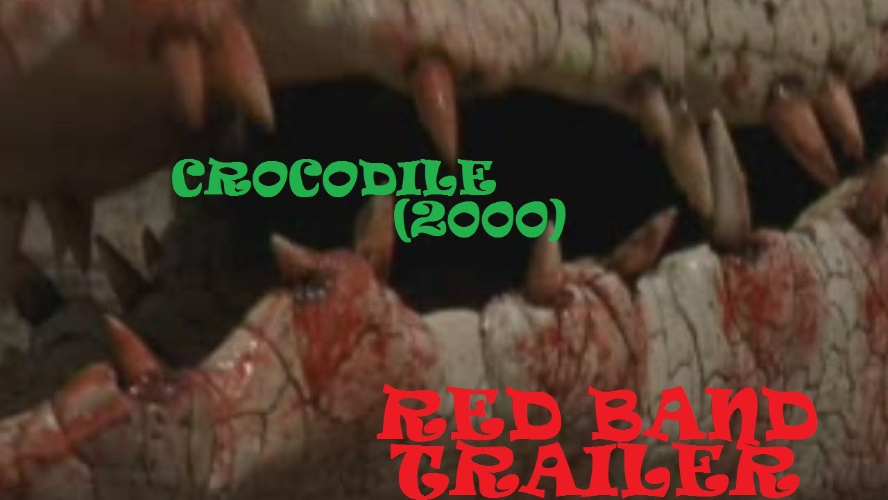 Download Crocodile (2000): Offical Red Band Trailer
