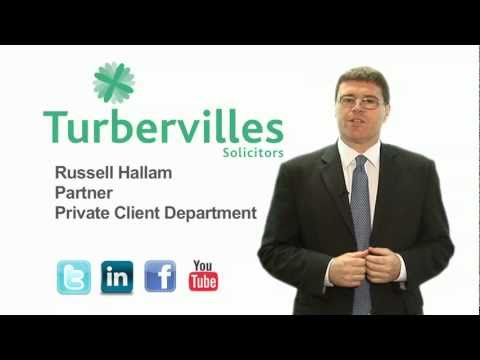 Turbervilles Solicitors - Russell Hallam - Private Client Department