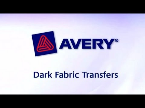 avery t shirt transfer template