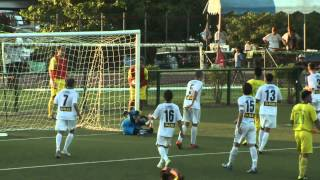 2012 O-League 2nd Leg Final: Tefana vs Auckland City Highlights