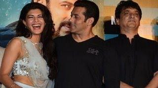 Salman Khan Kick Official Trailer LAUNCH