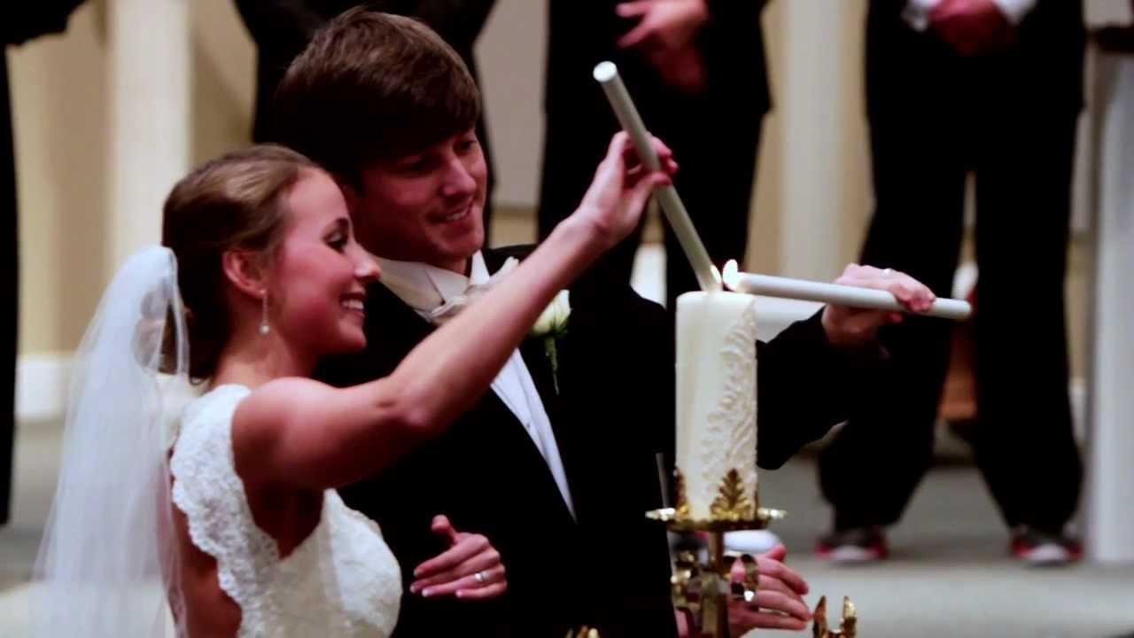 Wedding Highlights Whitesburg Baptist Center Chapel Huntsville Alabama