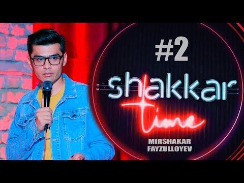 SHAKKAR TIME Mirshakar