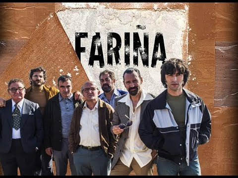 Conoce a los personajes de 'FARIÑA' la serie basada en el