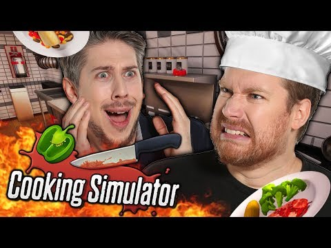 The *REAL* Kitchen Nightmare in Cooking Simulator!