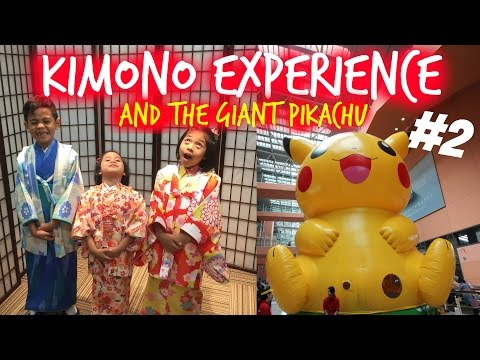 Wisata Seru di Jepang Part 2: KIMONO EXPERIENCE  TheRempongs