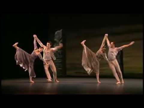 Три одноактных балета Начо Дуато