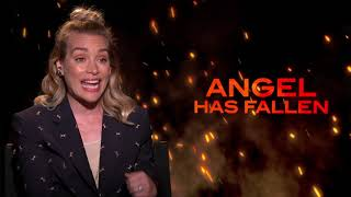Angel Has Fallen - Itw Piper Perabo (CAM A) (official video)