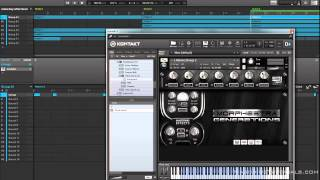 Maschine Studio song mode arranging patterns and scenes in Maschine 2.0