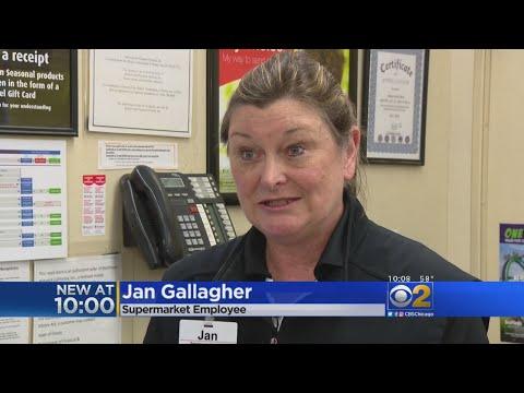 Jewel Osco Employee Shuts Down Scam