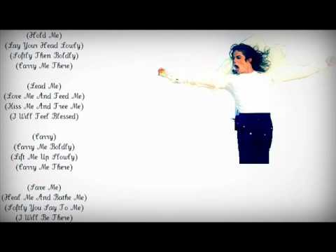 Michael Jackson - Will you be there. (Lyrics).