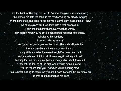 bliss n eso Reflections lyrics
