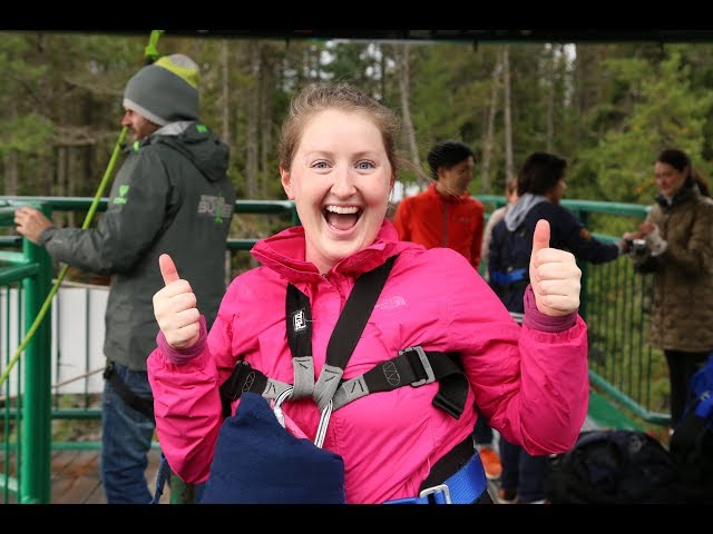 Whistler Fitness Vacations Review - Jordie