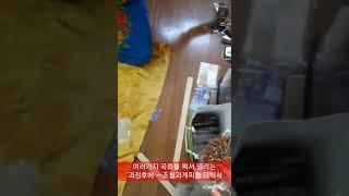 안성고삼 저수지에서의 한과만들기와 보리비빔밥