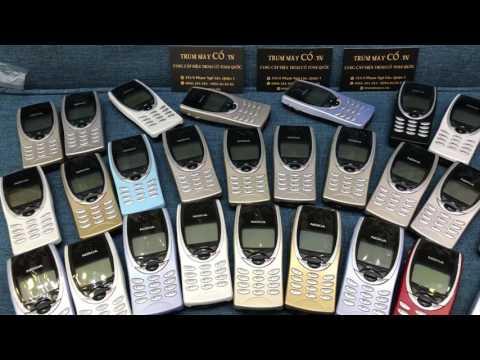 Nokia 8210 cũ chính hãng chỉ có tại trummayco.vn