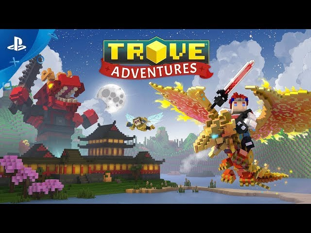 Trove - Adventures Launch Trailer | PS4