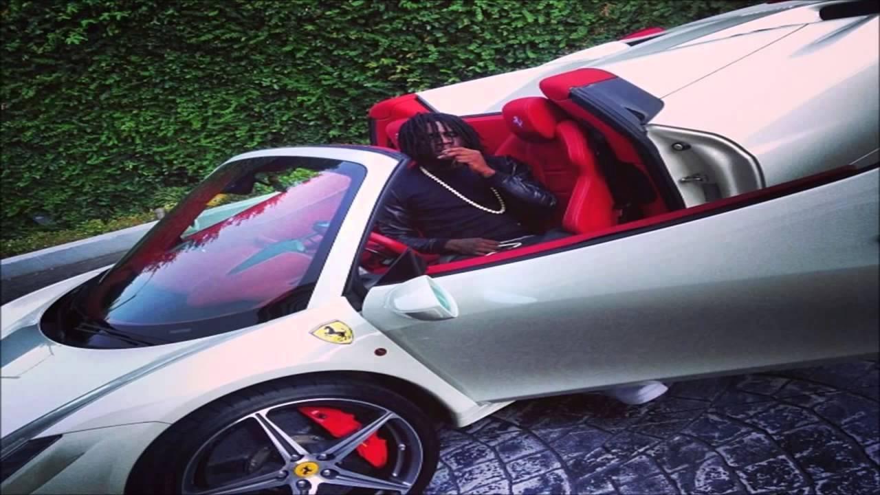 Chief Keef Buys New Ferrari 09 11 2013 - YouTube