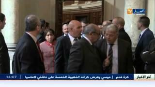 عبد المالك سلال يصرح .. لا يوجد فبركة  حول مشروع تعديل الدستور والمصادقة عليه ستكون يوم الأحد