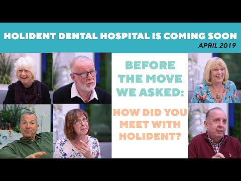 Holident Fethiye Dental Hospital is coming soon. Before the move, we asked our patients...