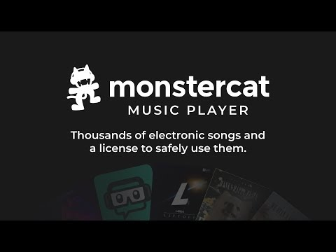 Monstercat Music Player Overview and Tutorial | Streamlabs