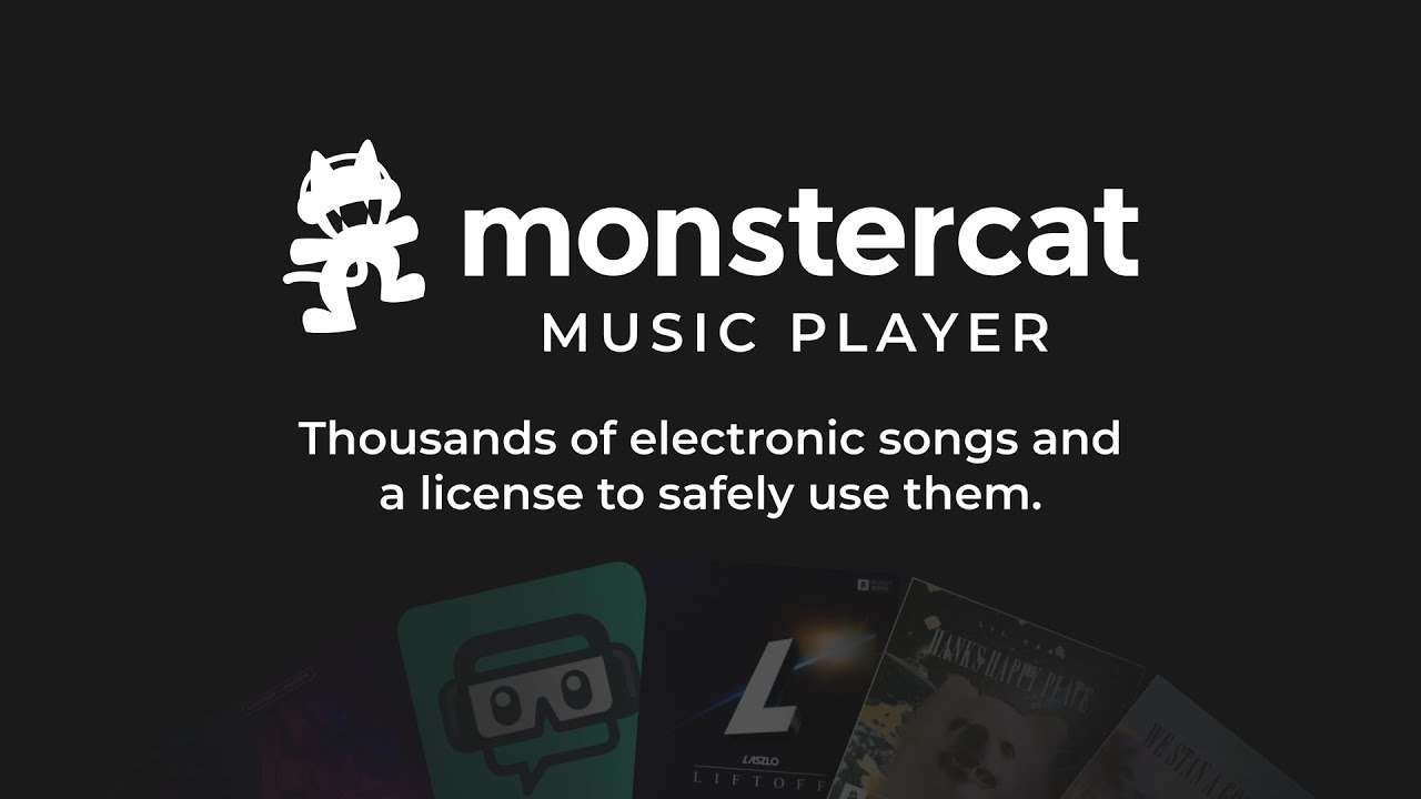 Monstercat Music Player Overview and Tutorial | Streamlabs App Store