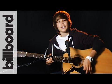 Justin Bieber 'One Time' Full Acoustic Performance | Billboard Live Studio Session
