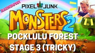 Pixeljunk Monsters 2: Pockulu Forest Stage 3 (Tricky, Rainbow Perfect)