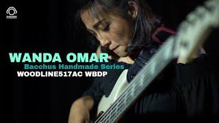 Wanda Omar introducing her Bacchus Bass