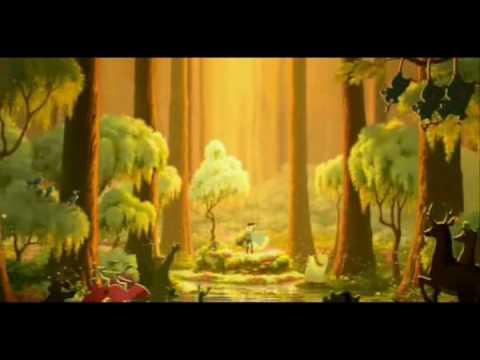 Final de la princesa y el sapo efectos vegas wmv youtube - Sapos y princesas valencia ...