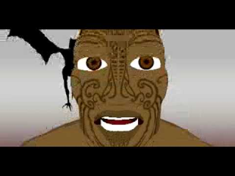 Hatupatu and Kurangaituku - Maori Legend Animation
