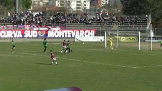 Serie D - Aquila Montevarchi-S.Gimignano 0-1