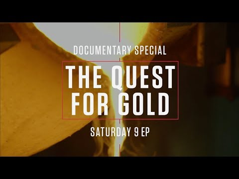 History Channel - 'The Quest For Gold' Promo :30