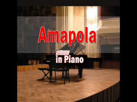 Amapola (Piano Cover) - Giuseppe Sbernini | Piano Music