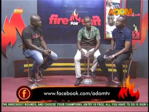 Commentary Position - Fire 4 Fire on Adom TV (10-8-18)