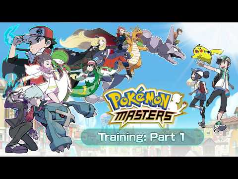 How to Play Pokémon Masters | Training: Part 1