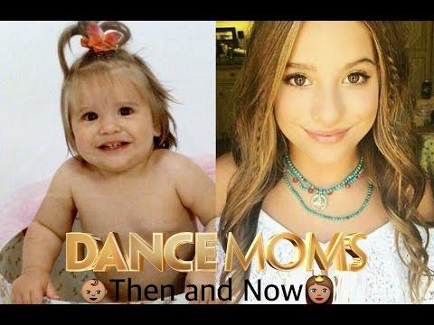 Dance Moms Season 6 Cast Then and Now 2016