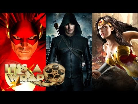DC Cinematic Universe Launched From Small Screen? - It's A Wrap!