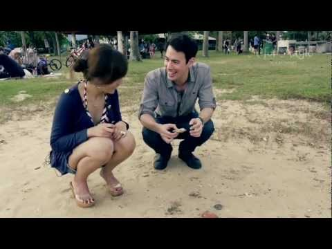 M for Magic Singapore S02E07: George Young gets dazzled by female magician, Luna