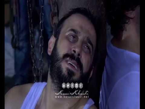 قصى خولى  جابر والمقدم رؤوف  مسلسل الولاده من الخاصرة  Kosai Khauli